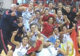 Santa Fe Campeón del Argentino U17 Femenino