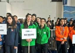 Oro y triunfos para Río Negro en los Juegos de la Araucanía