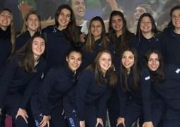 La Selección Femenina U17 viajan al Mundial