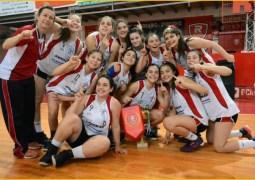 Comienza la edición 2018 del Argentino de Clubes U15 femenino