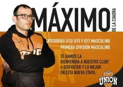 Maxi de la Cuadra llega a Unión de Río Colorado