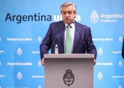 Alberto Fernández anunció la cuarentena obligatoria hasta el 31 de marzo inclusive