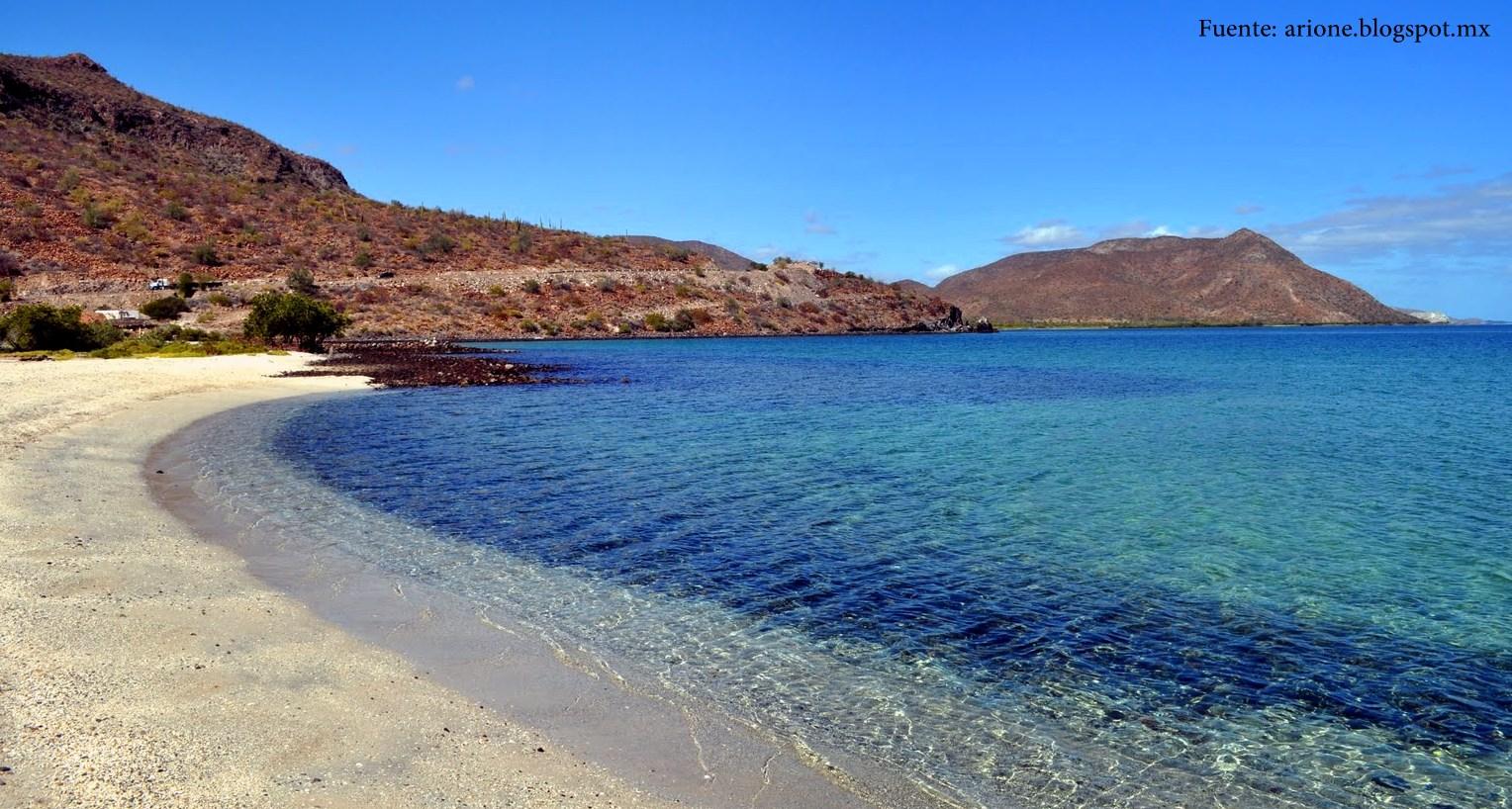 Playa 3 en el agua - 5 9