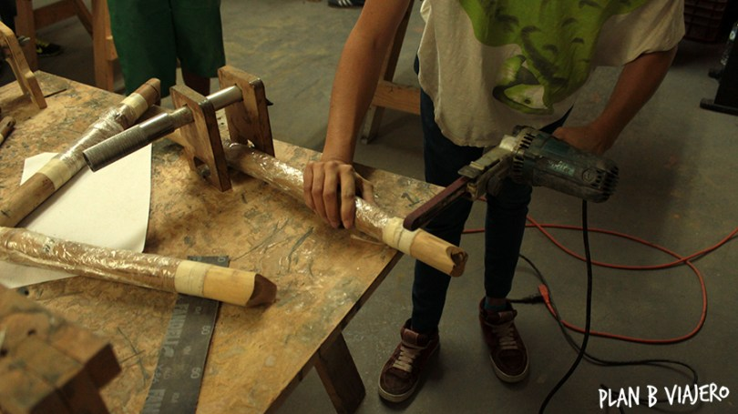 plan b viajero, como hacer una bicicleta de bambu, htm bamboocycles