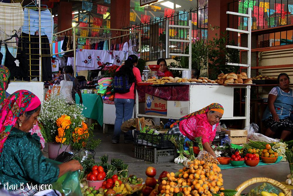 plan b viajero, Mercado de Tlacolula, ahorrar dinero viajando