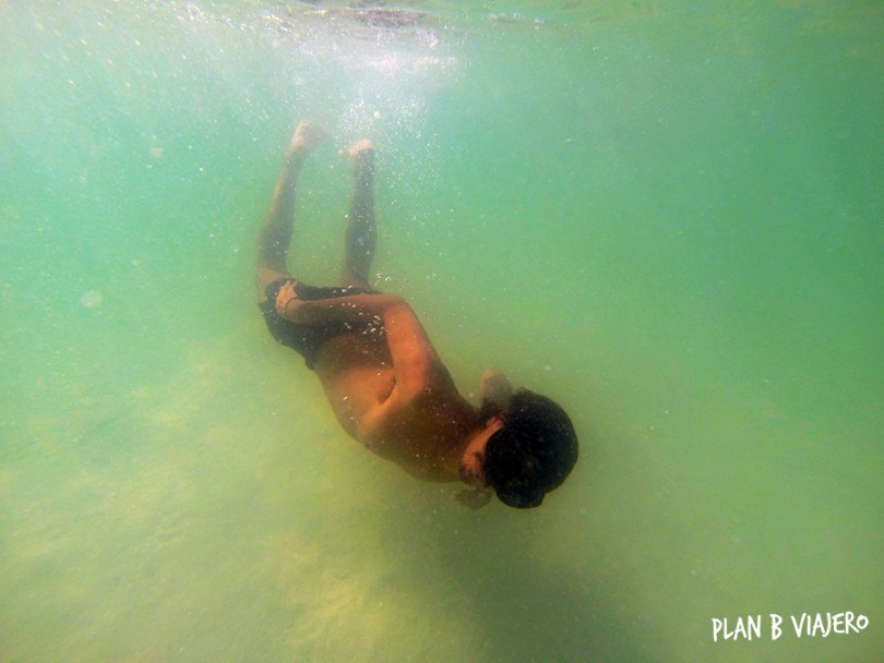 plan b viajero, freediving laguna kaan luum, laguna kaan luum