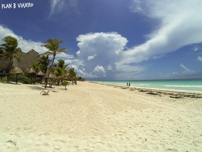 plan b viajero, tulum playa paraiso , playas de riviera maya