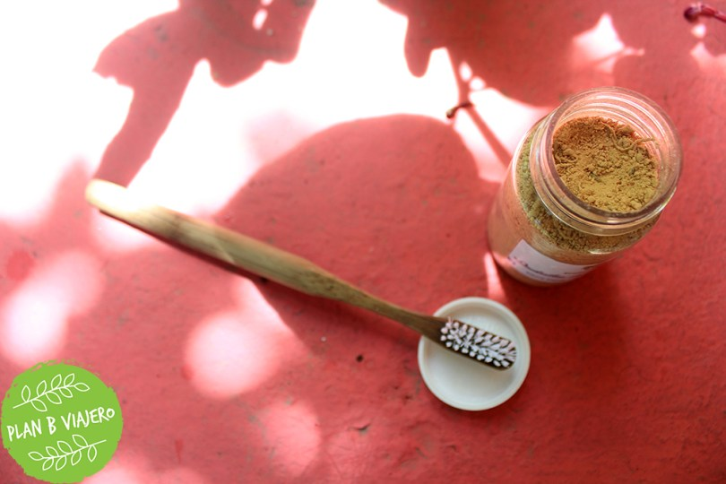 plan b viajero, habitos para una vida sustentable, cepillo de dientes de bambu