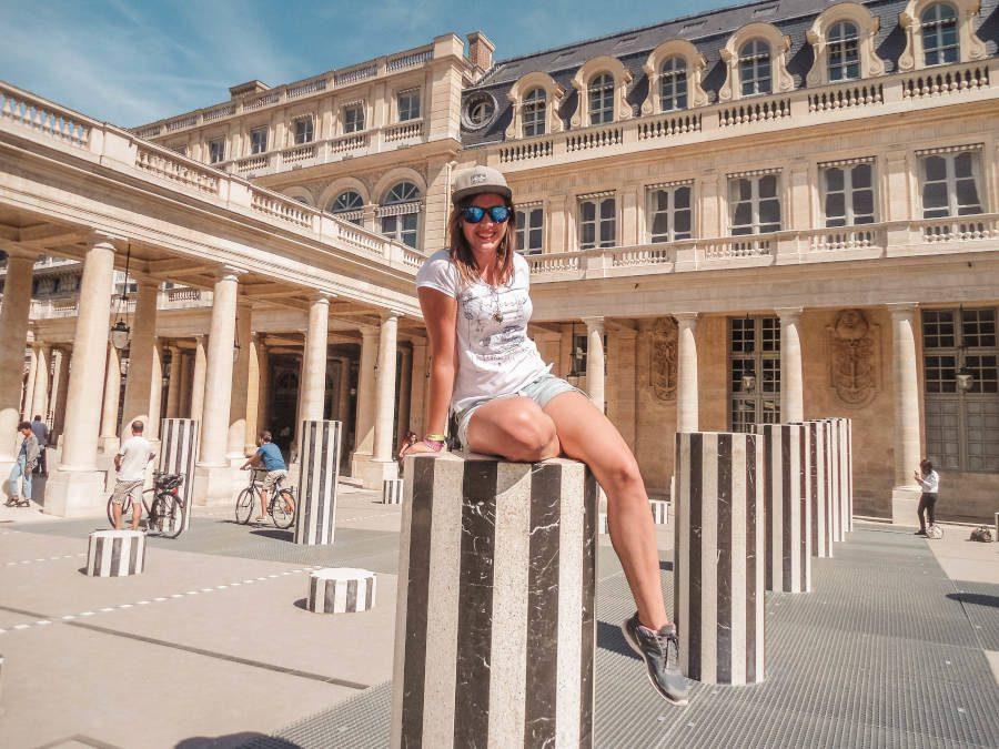 Ich in Paris