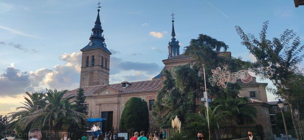 Kirche in Navalcarnero