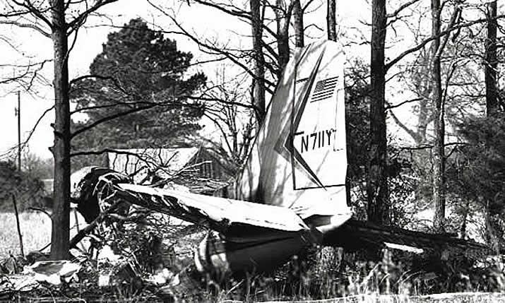 Rick Nelson Airplane Crash