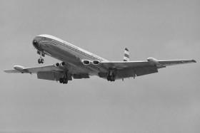 United Arab Airlines Comet