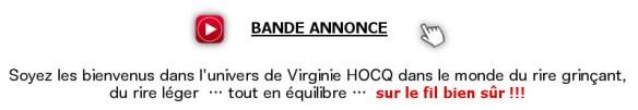 BANDE ANNONCE du Nouveu Spectacle - CLIQUEZ ICI