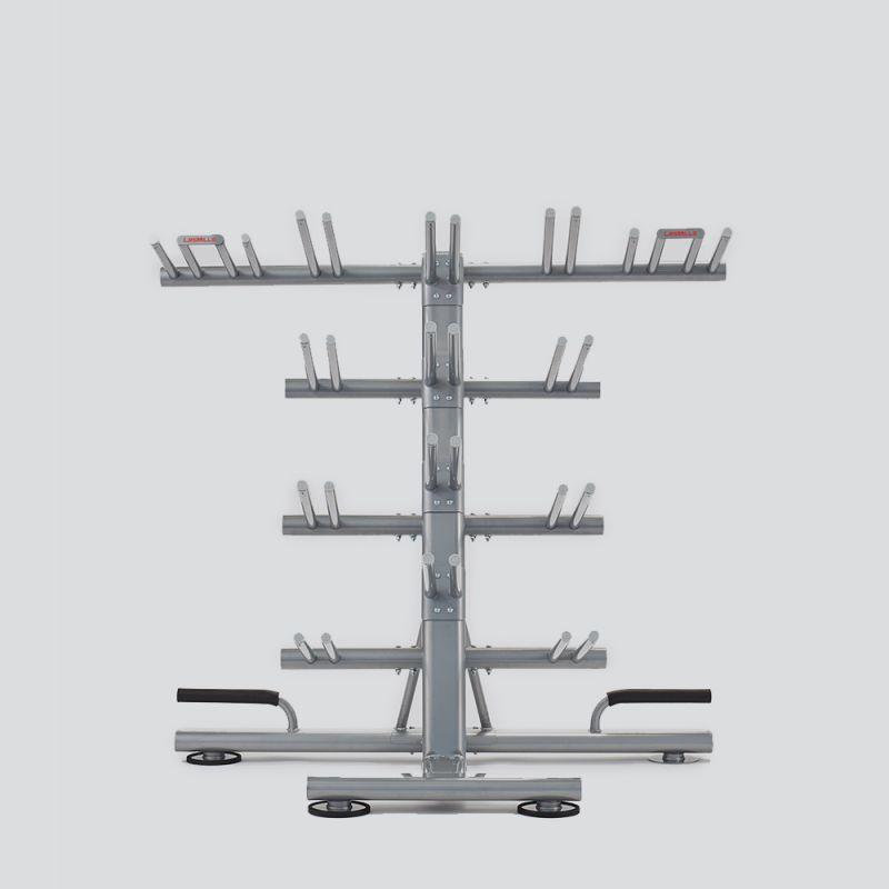 rack de rangement 12 smartbars les mills