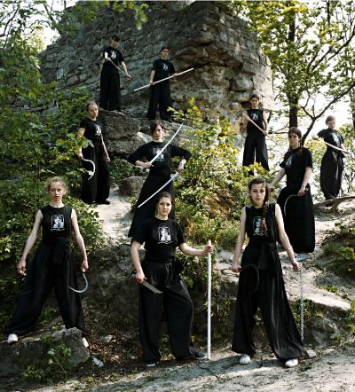 the women of Asgarda