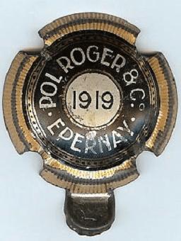 pol roger 1919