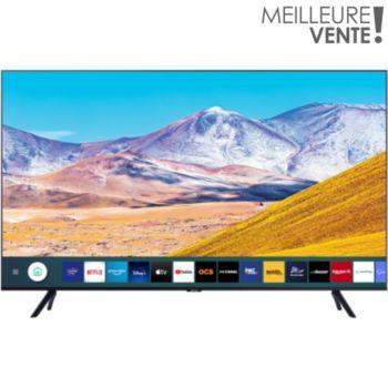 soldes tv led samsung ue43tu8005 a
