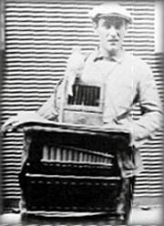 No tango o acordeon é um dos principais insturmentos