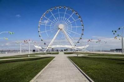 Ázerbájdžán zajímavé místo