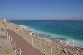 Ein Gedi: Mrtvé moře