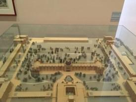 Celý areál vojenského muzea