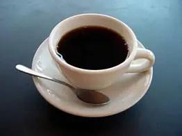 Taza con Cafe