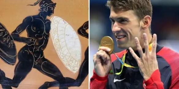 medalla-oro-rio-2016-phelps-leonidas