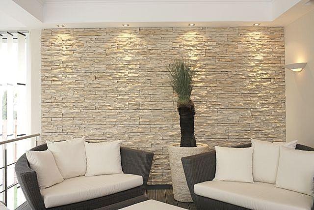 Revestimiento de piedra elegancia y solidez - Revestimiento para paredes exteriores ...