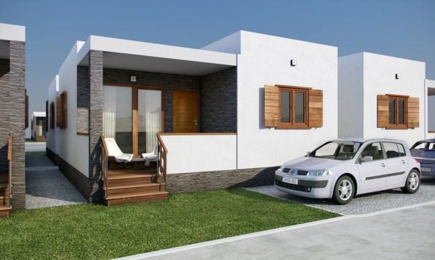 Casas prefabricadas eficaces