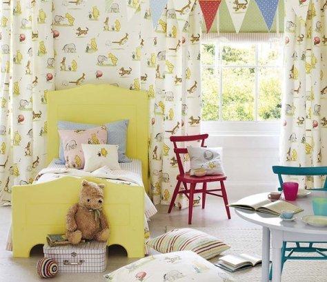 cortinas motivos infantiles