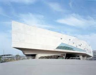 Phaeno Science Center Zaha Hadid