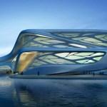 Zaha Hadid: la cara de la arquitectura moderna femenina