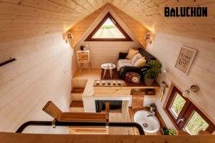 mini casas interior