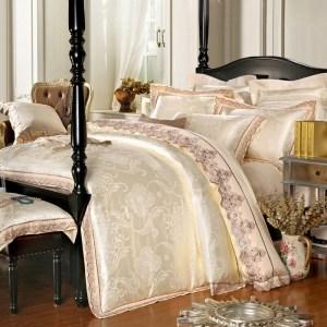 decorar una cama al estilo señorial
