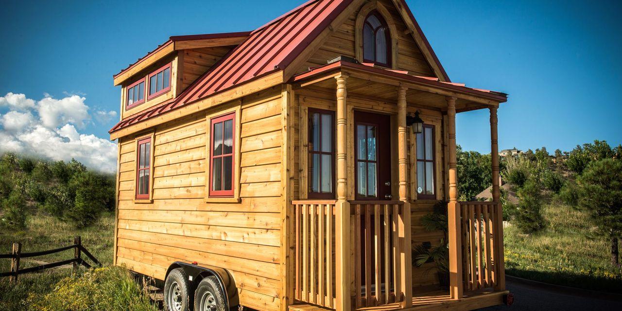 Mini casas: el arte de vivir en las casas más pequeñas del mundo.
