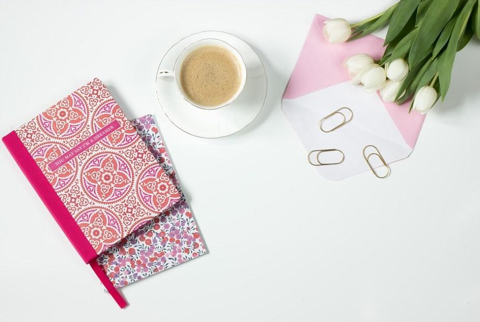 decorar cuadernos