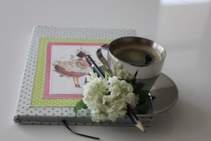 decorar cuadernos con telas