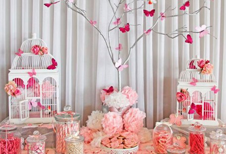 elige un color para organizar un baby shower