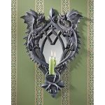 espejo estilo gótico