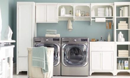 Ideas para decorar tu lavadero en tan sólo 5 pasos.