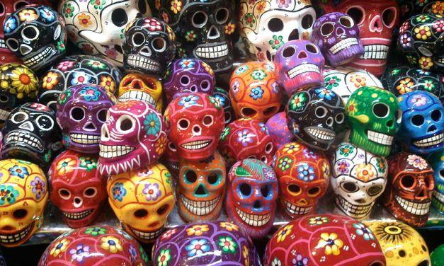 Estilo mexicano: simplemente colorido.