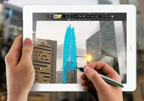 las tabletas son regalos originales para arquitectos