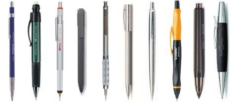 lápices son regalos originales para arquitectos
