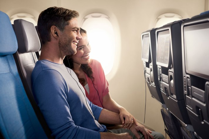 Singapore Airlines Economy Class Seats on latest A380 fleet