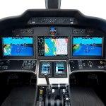 Cessna Citation Ten cockpit
