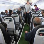 Golf Competition on Air New Zealand