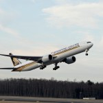 Singapore Airlines order eight Boeing 777-300ER aircraft