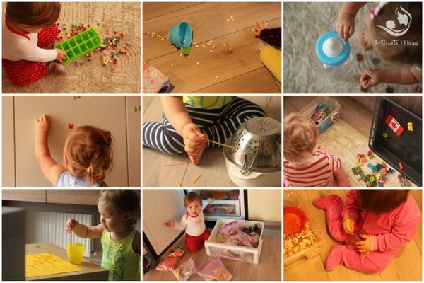 Activitati pentru copii 1 an