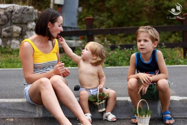 Vacanta la munte cu copiii
