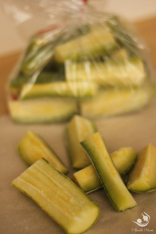 Congelare legume